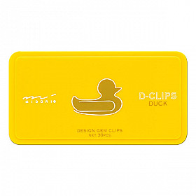 Midori D-Clips - Animal Series - Duck