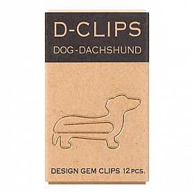 Midori D-Clips Mini - Dachshund Dog