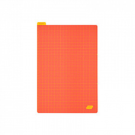 Hobonichi Pencil Board - Planner/Original (Warm Red x Yellow)