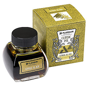 Platinum Classic Ink - 60 ml - Citrus Black