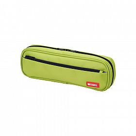 LIHIT LAB 2-Way Type Flexibel Inzetbaar Pen Etui - Groen
