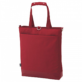 LIHIT LAB Smart Fit Actact Tas - Verticaal Type - Rood