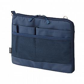 LIHIT LAB Smart Fit Bag in Bag - Horizontale Versie - A5 - Blauw