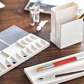 LIHIT LAB Portable Case voor Water Coloring