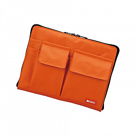 LIHIT LAB Bag in Bag - Horizontale Versie - A5 - Oranje