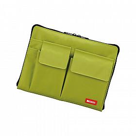 LIHIT LAB Bag in Bag - Horizontale Versie - A5 - Groen
