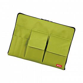 LIHIT LAB Bag in Bag - Horizontale Versie - A4 - Groen