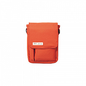 LIHIT LAB Smart Fit Carrying Pouch - A6 - Oranje
