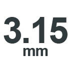 3.15 mm