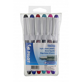 Pilot Vpen Trendy Erasable - Set van 6