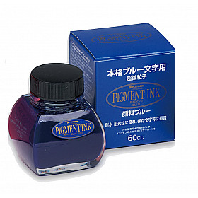 Platinum Carbon Inkt - 60 ml - Blauw