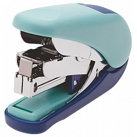 PLUS Japan ST-010 Mini Nietmachine - 20 pagina's - Blauw