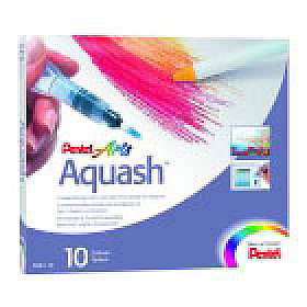 Pentel Aquash Water Brush Set