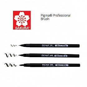 Sakura Pigma Professional Brush