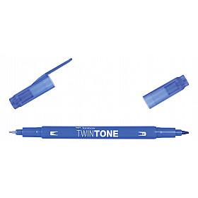 Tombow TwinTone Marker - Blue