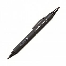 Itoya CL-10 Doubleheader Calligraphy  Pen - Zwart