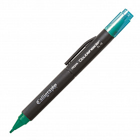 Itoya CL-10 Doubleheader Calligraphy  Pen - Groen