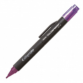Itoya CL-10 Doubleheader Calligraphy  Pen - Paars/Violet