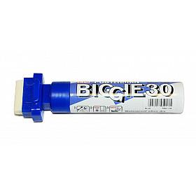 Kuretake ZIG Posterman Biggie 30 Short Marker - 30 mm Breed - Blauw