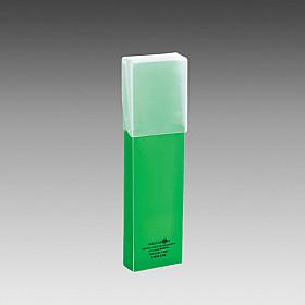 LIHIT LAB Aqua Drops Slide Pennendoosje met bovensluiting - Groen
