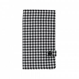 LIHIT LAB Smart Fit Slim Pen Etui - Houndstooth (Limited Edition)