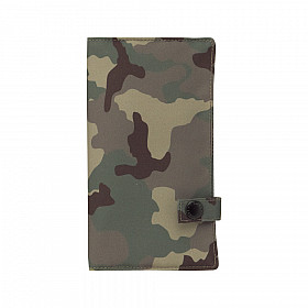 LIHIT LAB Smart Fit Slim Pen Etui - Army (Limited Edition)