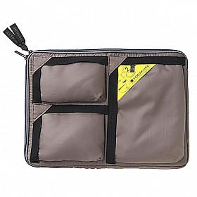 Mark's Japan Togakure Bag-in-Bag - Grootte L - Mocha Brown