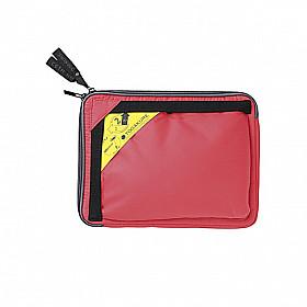 Mark's Japan Togakure Bag-in-Bag - Grootte S - Koraal Rood