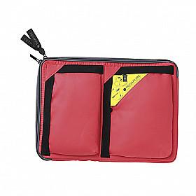 Mark's Japan Togakure Bag-in-Bag - Grootte M - Koraal Rood