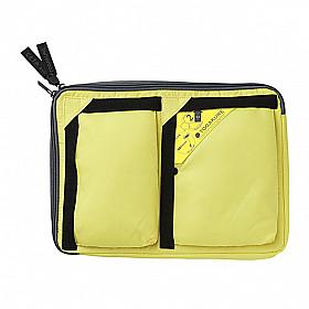 Mark's Japan Togakure Bag-in-Bag - Grootte M - Lime Geel