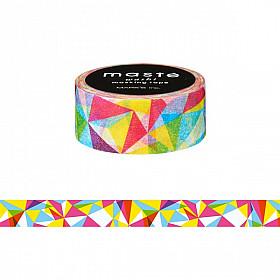 Mark's Japan Maste Washi Masking Tape - Geometric (Limited Japanese Edition)
