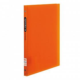 Maruman Septcouleur Ringband - B5 - 60 pagina's - Plastic Ringband - Oranje