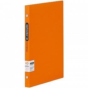 Maruman Septcouleur Ringband - A5 - 60 pagina's - Plastic Ringband - Oranje