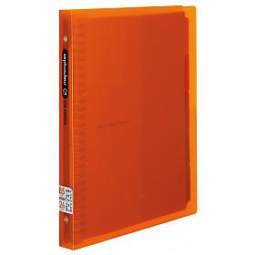 Maruman Septcouleur Ringband - B5 - 100 pagina's - Metalen Ringband - Oranje