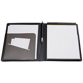 Maruman Mnemosyne Notepad met houder - A4 - Geruit - 70 pagina's (Japan)