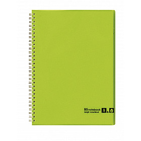 Maruman Sept Couleur Notebook - B5 - Gelinieerd - 80 pagina's - Groen (Japan)