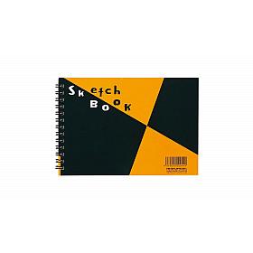 Maruman Zuan series Schetsboek - B6 (Klein) - 126.5g papier - 24 pagina's - Ringband