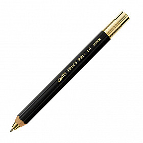 OHTO Pencil Ball 1.0 Ballpoint - Zwart
