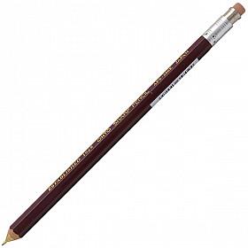 OHTO Sharp Pencil Vulpotlood met gum - 0.5 mm - Burgundy