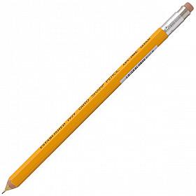 OHTO Sharp Pencil Vulpotlood met gum - 0.5 mm - Geel