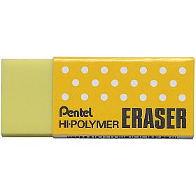 Pentel Hi-Polymer Gum - Medium - Geel