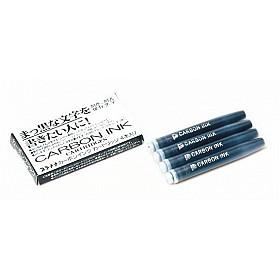 Platinum SPC-200 Carbon Inkt Vulling - Set van 4 - Zwart