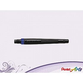 Pentel FR-103 Color Brush Vulling - Blauw