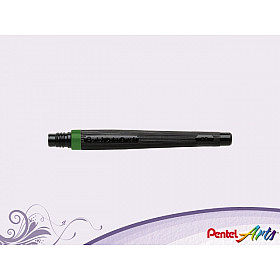 Pentel FR-104 Color Brush Vulling - Groen