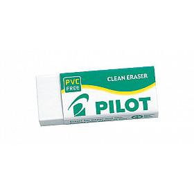 Pilot Clean Eraser Kunststofgum - Groot