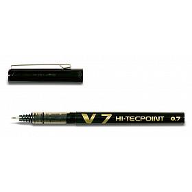 Pilot Hi-Tecpoint V7 - Fijn - Zwart
