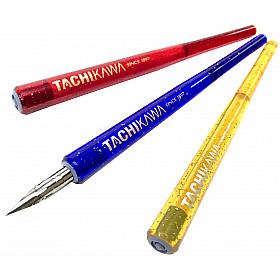 Tachikawa Kroontjespen Houder - Multi Type - Clear Blue