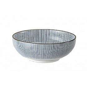 Sendan Tokusa Blue - Kom - 16x6 cm
