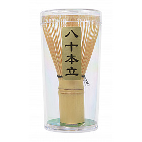 Japanse Thee Ceremonie Matcha Brush - Bamboe