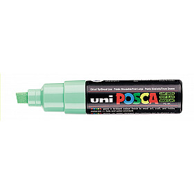 Uni Posca PC-8K Paint Marker - Breed - Lichtgroen